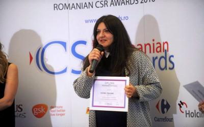 Policolor a fost premiată la CSR Awards pentru campania Culorile României