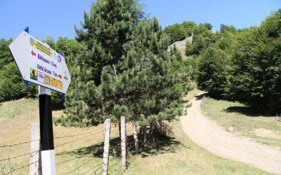 Asociația Națională a Salvatorilor Montani din România a încheiat refacerea marcajelor a 300 de trasee turistice montane